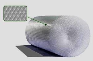 Воздушно-пузырчатый полиэтилен (ВПП) 1